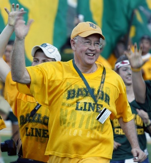 Judge Ken Starr running with The Line! LOVE!!
