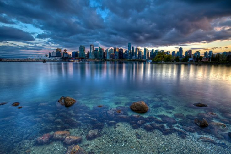 Vancouver Clarity by Chris Muir on 500px