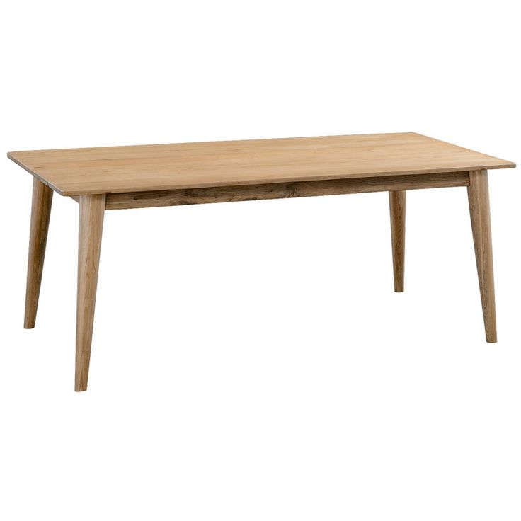 Napier Dining Table 2000 x 950mm - Tables - Dining