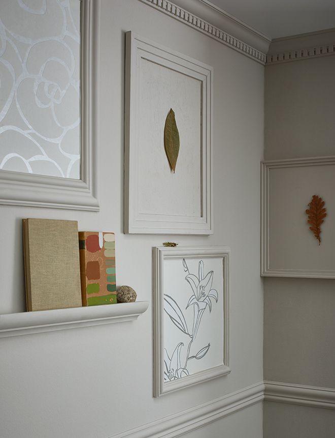 Raffi my home / walldeco - carré - manifest - frame - shade - depot - vision