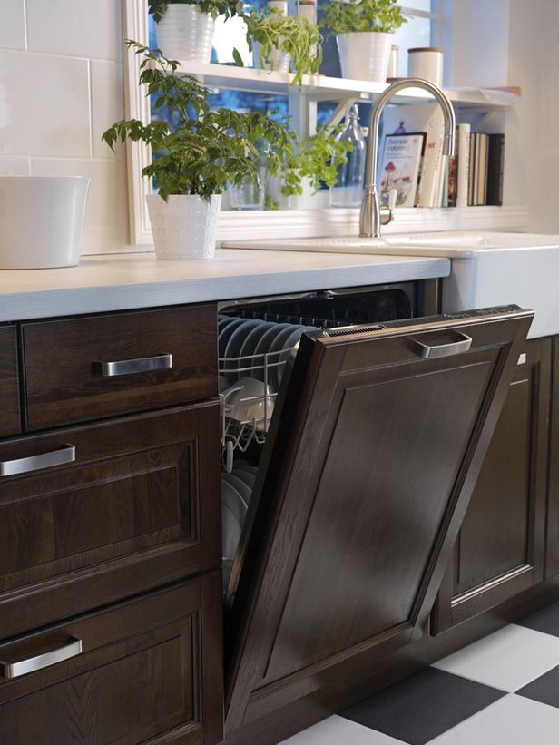 attractive Dishwasher Kitchen Cabinet #1: 17 Best ideas about Dishwasher Cabinet on Pinterest | Stainless dishwasher,  Kitchen ideas and Kitchen cabinets