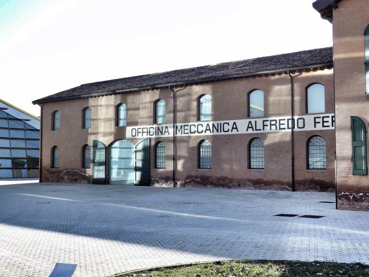 The House of Enzo Ferrari.