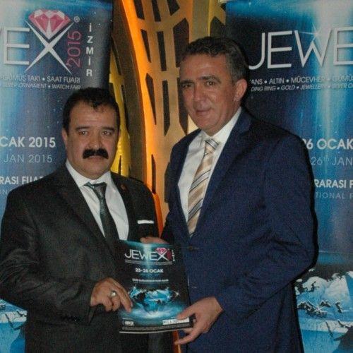 JEWEX Alyans, Altın, Mücevher, Gümüş Takı ve Saat Fuarı 23 Ocak'ta başlıyor | İzmir'de Sanat