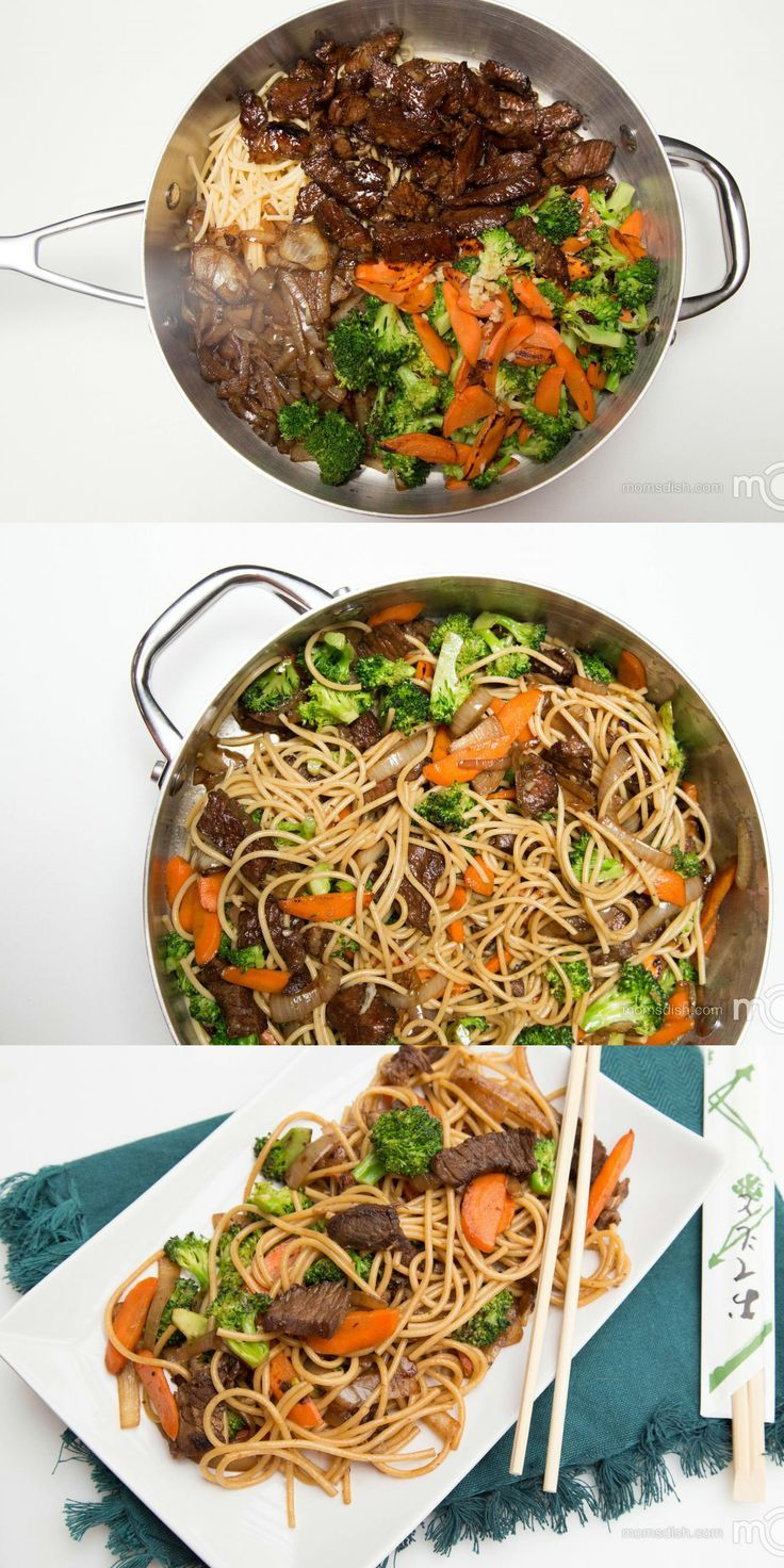 """The taste is absolutely, ridiculously the """"bomb"""". This easily became our family favorite. » Want to try with pork, tofu or chicken! --------> http://tipsalud.com"""