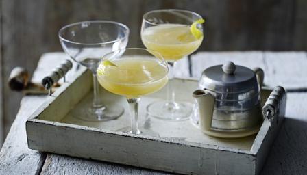Earl Grey #Tea Martini