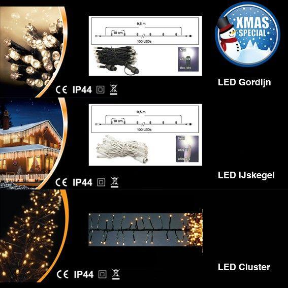 XMAS Special Professionele LED Kerstverlichting  Omdat 21 december de kortste dag en de langste nacht van het jaar kent, kunnen de dagen ...