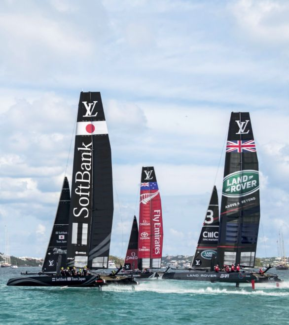 2017 America's Cup Bermuda will be the most brutal ever
