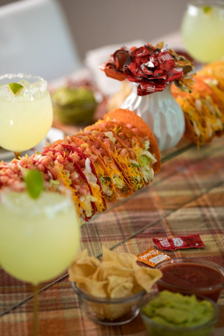 A Taco Bell Friendsgiving: Elevated, Creative and Easy Fast Food Celebration