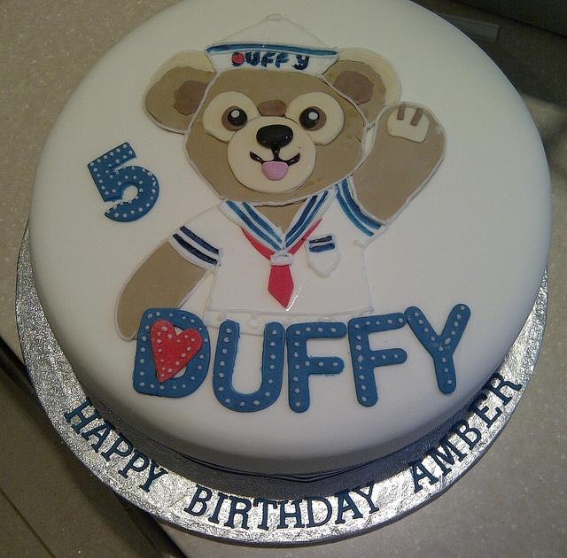 ... Duffy Treats on Pinterest  Tokyo disney sea, Birthday cakes and Pizza