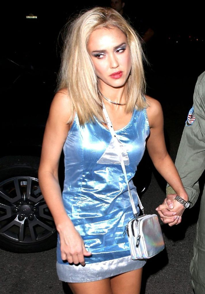 Jessica Alba – Casamigos Halloween Party : Global Celebrtities (F) FunFunky.com