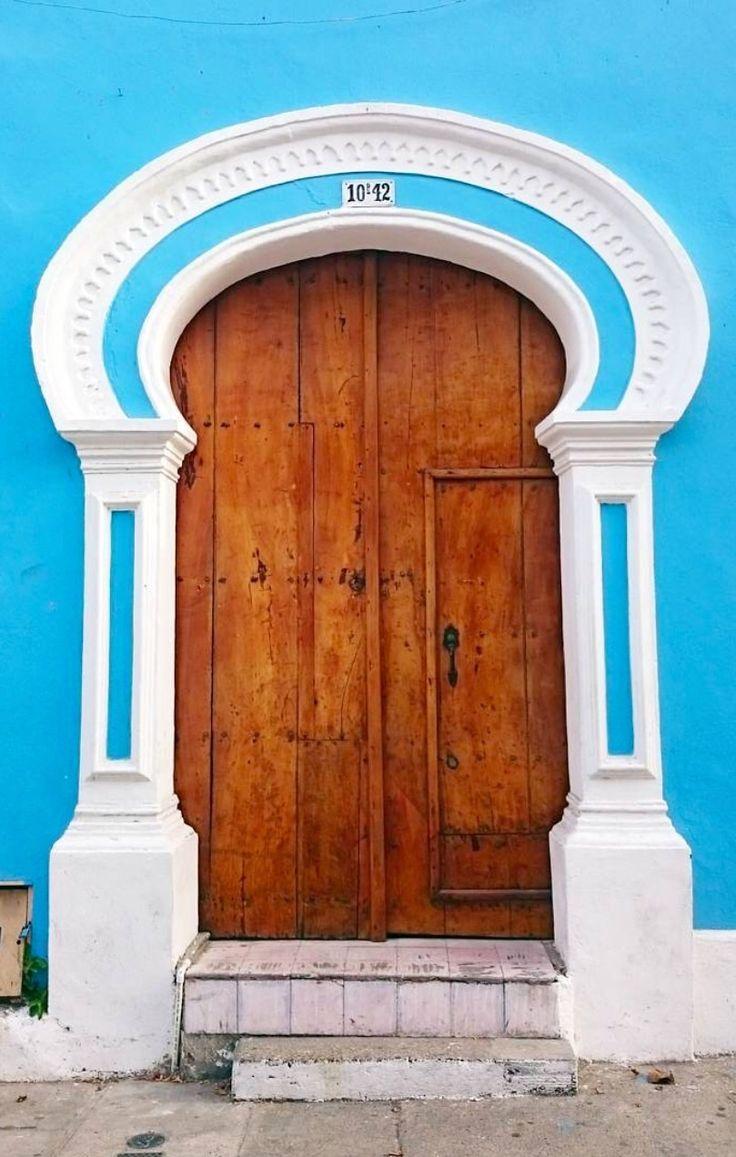 Door in Cartagena Colombia. & 54 best Colombia images on Pinterest | Windows Columbia cartagena ... pezcame.com