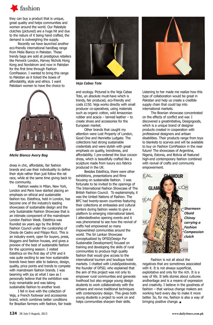 Fashion Compassion Article - Demystifying Socially Responsible Fashion - Part 2