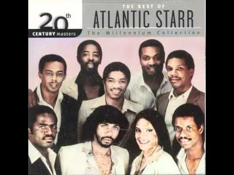 ATLANTIC STARR - MY BEST FRIEND ALBUM LYRICS