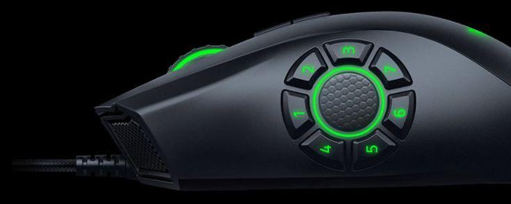 Gaming, Razer Naga Hex