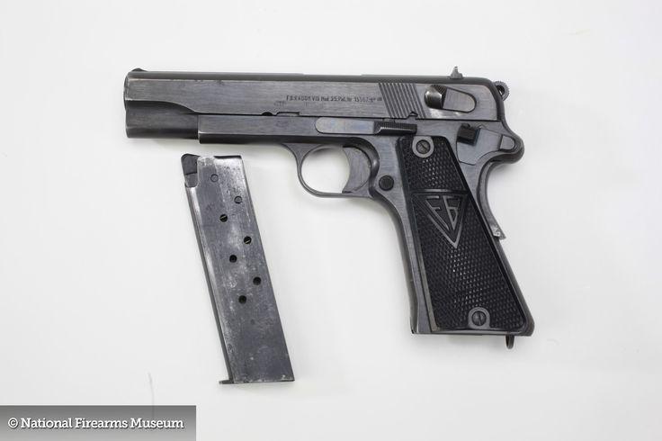 VIS - National Firearms Museum (2784×1856)