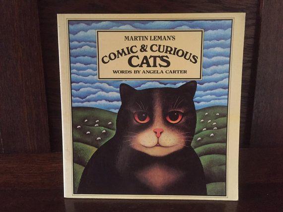 1990s Vintage Children's Book Martin Leman's by BanterVintageBooks