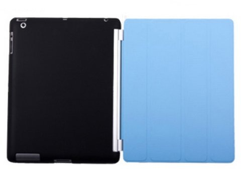 Microsonic Smart Cover Uyumlu iPad2 Slim Kristal Kılıf 24,90 TL