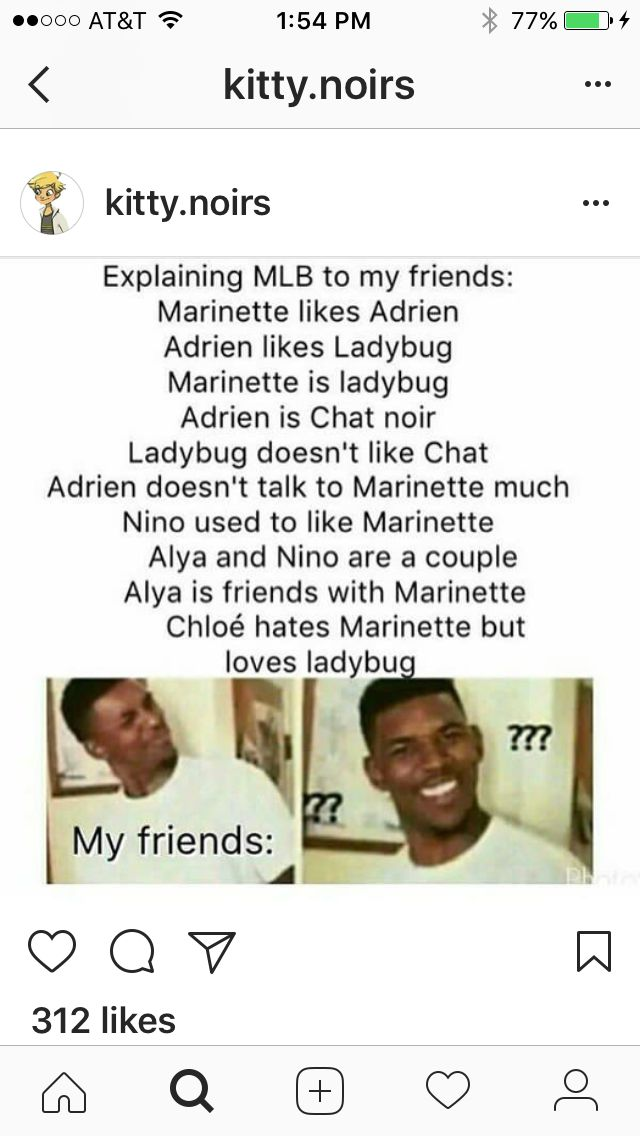 Wow, so I don't watch the show for the crushes or whatever, but this is so true! I never really thought about how complicated it was! - Hannah