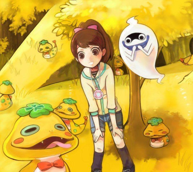 Pin By Mavis On Yokai Watch Anime Youkai Watch Pokemon