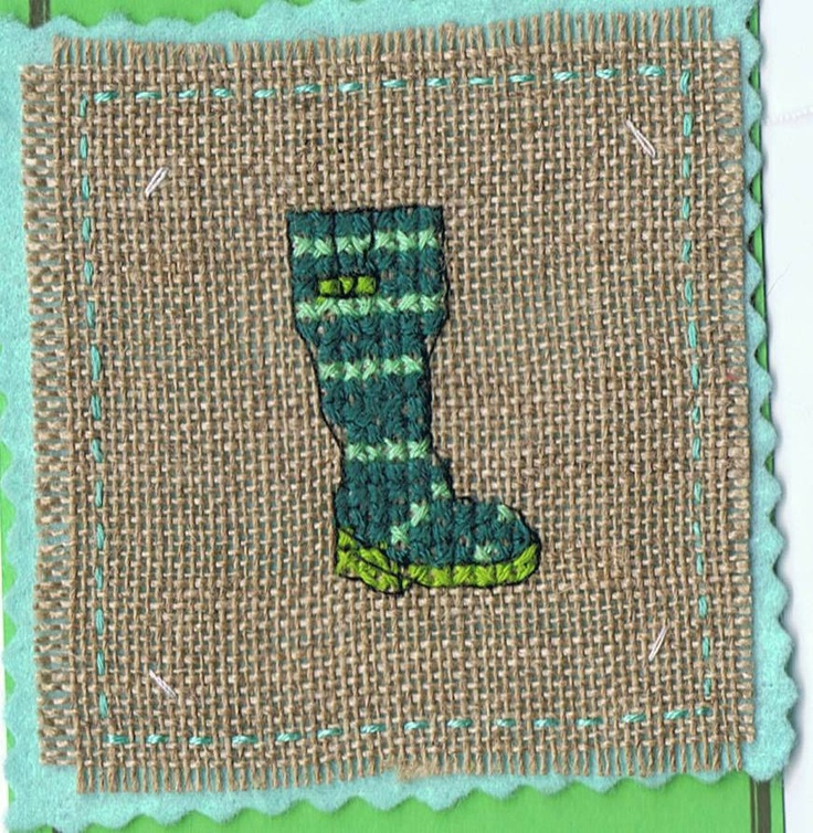 welly boot patch
