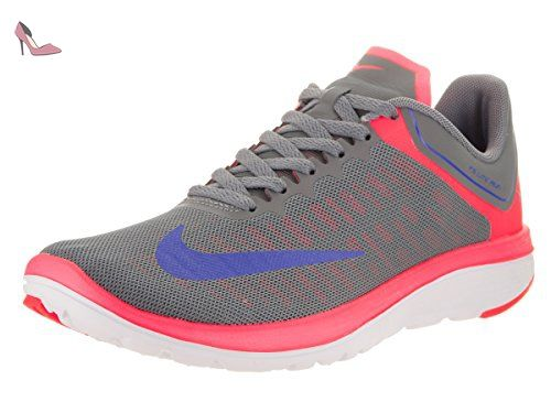 WMNS Air Zoom Vomero 13, Chaussures de Fitness Femme, Multicolore (Cool Grey/Pure Platinum-Wolf Grey-White 003), 37.5 EUNike