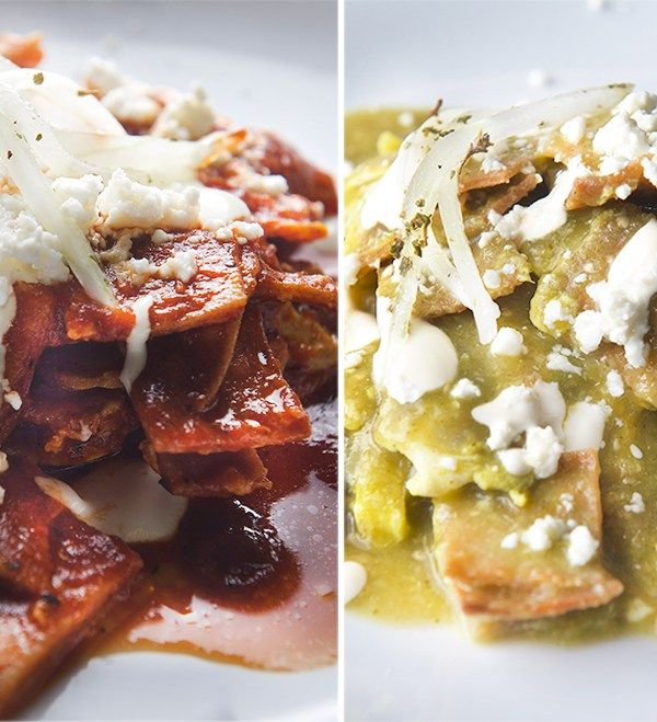 how to make mexican chilaquiles
