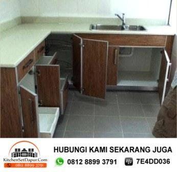 Jasa Pembuatan Kitchen Set Bogor: Bahan Pembuatan Kitchen Set