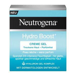 Neutrogena Hydro Boost Gel Cream Moisturiser 50ml 1.69 fl oz