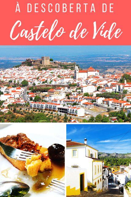 Visitar Castelo de Vide (Alentejo, Portugal)