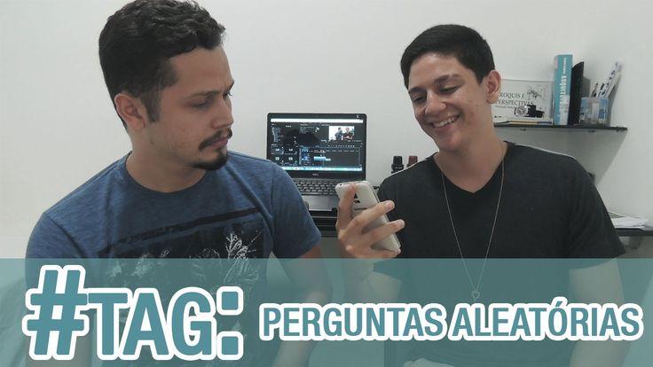 #TAG: PERGUNTAS ALEATÓRIAS