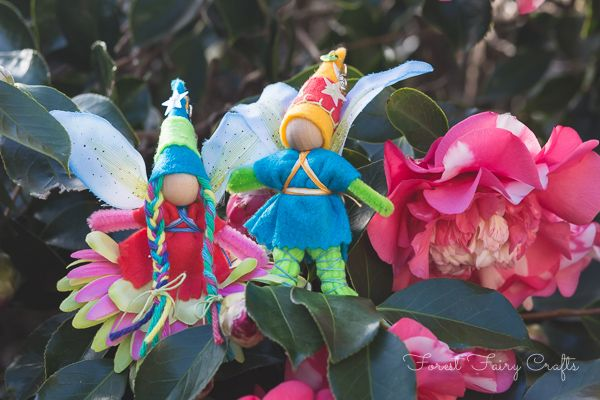 Forest Fairy Crafts - Journal - Fairies for GoodCauses