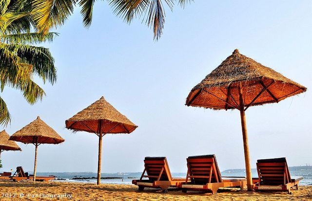 Cidade de Goa - Beach | Flickr - Photo Sharing!