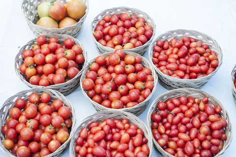 Roasted cherry tomatoes, Cherry tomatoes and Fresh tomato recipes on ...