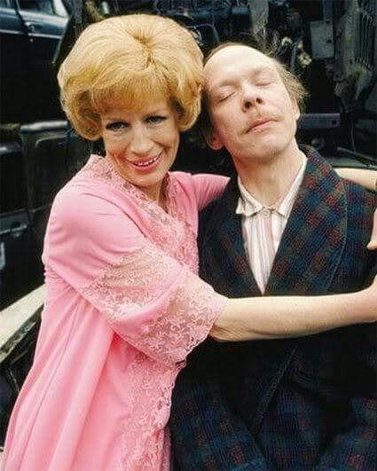 Mildred en George