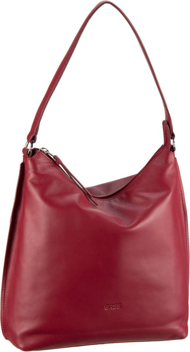 Handtaschen Fur Frauen Bree Toulouse 4 Brick Red Handtasche