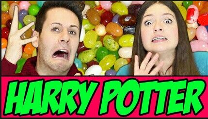 CARAMELLE GUSTO VOMITO-HARRYPOTTER