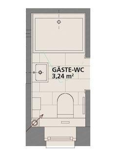 Gäste-WC: Ein Mini-Spa für Ihren Besuch