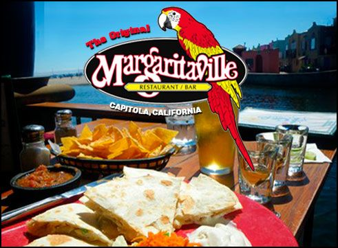GotDailyDeals: $20 for $40 of Mexican Food & Drinks at Margaritaville of Capitola Village