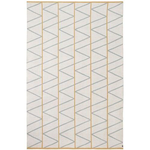 Brita Sweden Pine Vloerkleed Wol 250 x 170 cm - Geel