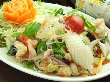 シヤー・トムヤムクン・ポーチャナー - 上野/タイ料理