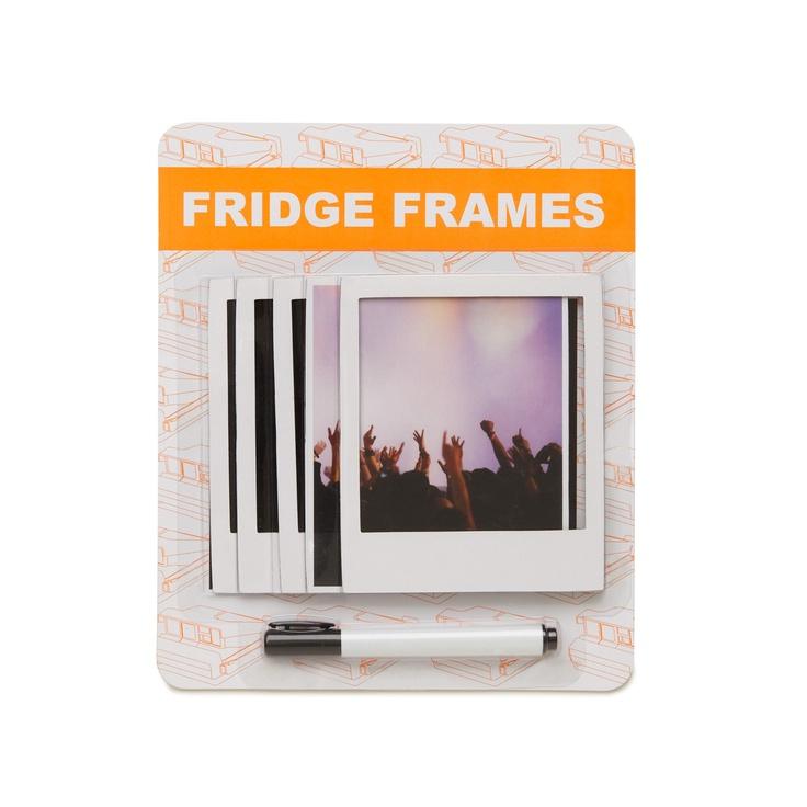 Polaroid Magnets, $9.95 #sportsgirl