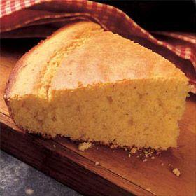 gluten free sour cream corn bread A+