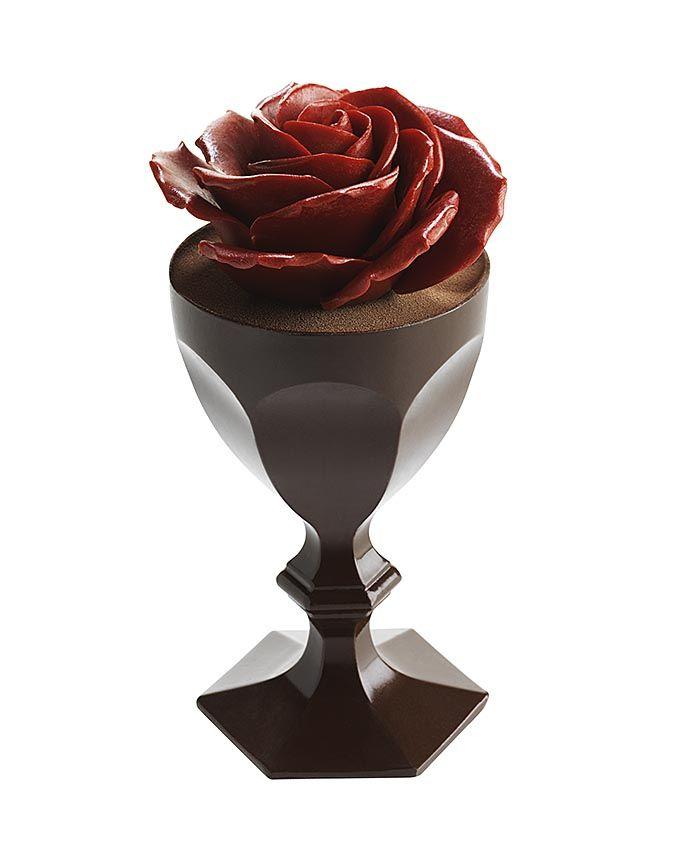 Soliflore chocolat