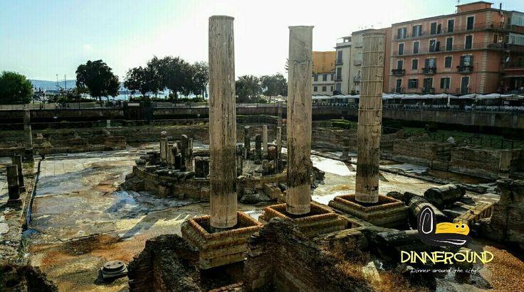 End of the week! :)) Fine della settimana! :)) #dinneround #picoftheday #like4like #likeforlike #napoli #excursion #temple #napoli #macellum #serapide #neapel #naples #escursioni #neapolisparita #visitnaples #archeological #history