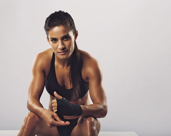How to Keep Your New Year's Resolution Rolling with Everlast and Women's Health Magazine - http://www.womenshealthmag.com/fitness/how-to-keep-your-new-years-resolution-evolve-your-workout