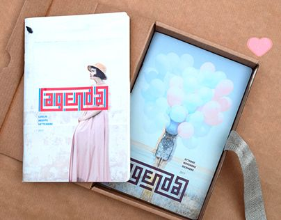 """Check out new work on my @Behance portfolio: """"AGENDA WITH LOVE"""" http://be.net/gallery/46318309/AGENDA-WITH-LOVE"""