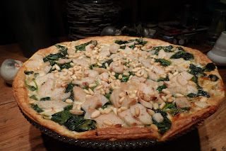 Proeven op zondag: Lekkere spinazie met peer en blauwe kaas!