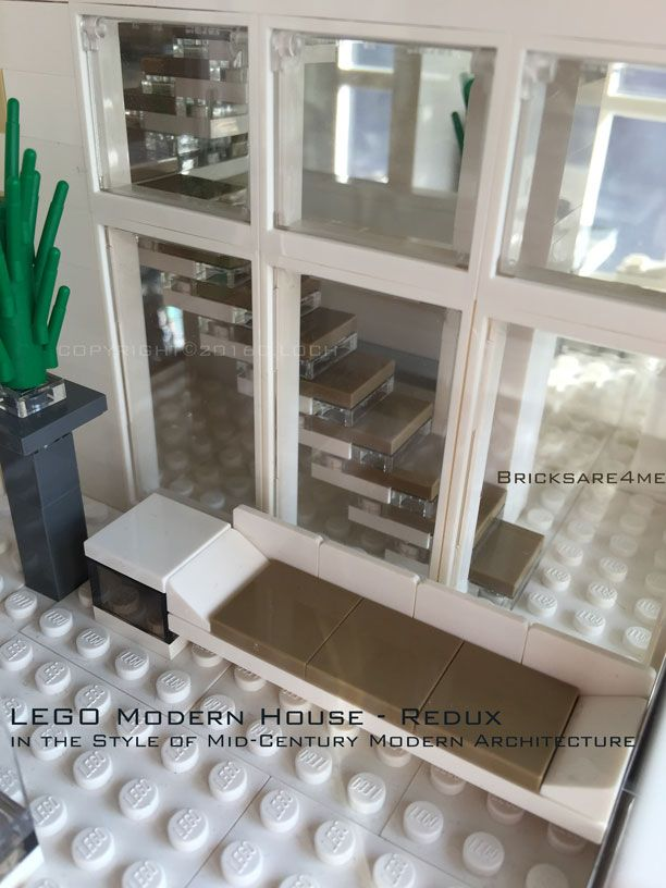 Modern Architecture Lego 44 best #modern #mid-century #modular #house #houses images on