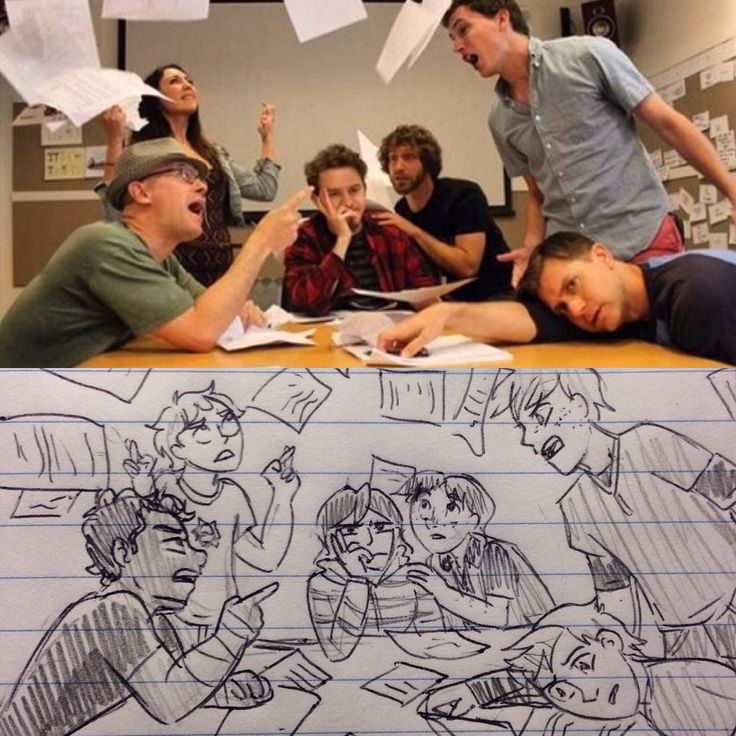 Draw the squad. Alex hirsch, what goes on in there?