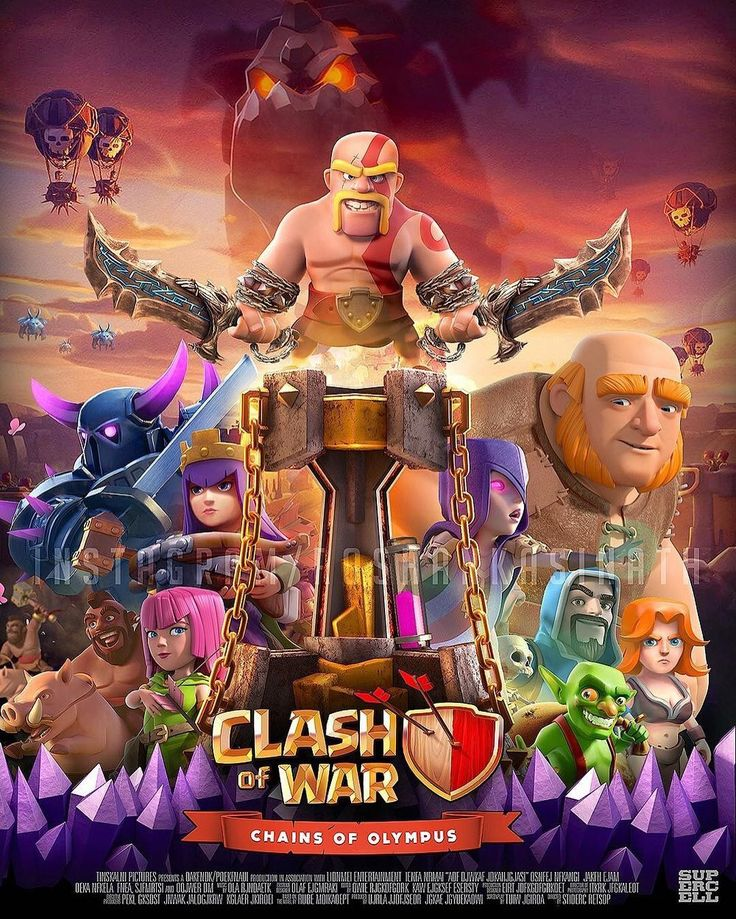Populaire Best 25+ Clash of Clans ideas on Pinterest | Clash of clash, Clash  PS63